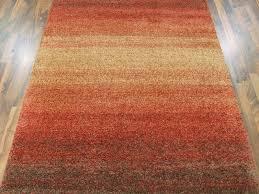 burnt orange rug home design ideas within remodel 15