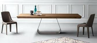Modern dinner table Gray By Modern Dining Table Bench Seat Aeroscapeartinfo Modern Dining Table With Bench