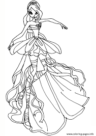 Small Picture Bloom Harmonix Winx Club Coloring Pages Printable