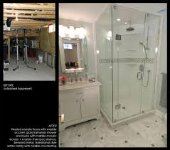 Before  After Interior Design Gallery Toronto Ontario - Ununfinished basement before and after