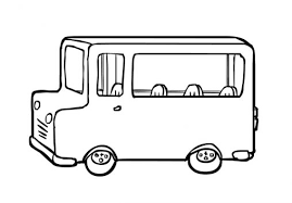 Small Picture Coloring Pages School Bus Coloring Page Picture Transportation