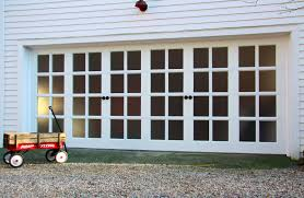 fine designed garage door makeover for your true inspiration sun wagon in front of garage