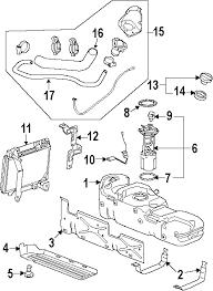 parts com® gmc cooler partnumber 10371405 2007 gmc sierra 3500 hd wt v8 6 6 liter diesel fuel system components