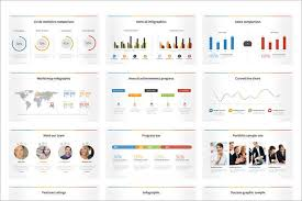 11 Powerpoint Chart Template Free Sample Example Format