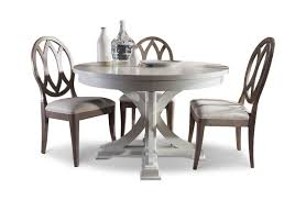 oval back dining chair. Round Table In Sea Salt And 4 Oval Back Dining Chairs Nutmeg Chair