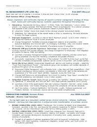 Chief Marketing Officer Sample Resume | Nfcnbarroom.com