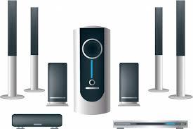 sound system home. sound system - home cinema, subwoofer free vector 620.33kb l