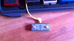 boss rc3 external pedal from bright onion pedals youtube 3 On Footswitch Wiring 3 On Footswitch Wiring #45 3 button footswitch wiring