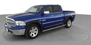 2017 Ram 1500 Crew Cab Lone Star Silver Pickup 4D 5 1/2 ft for Sale ...