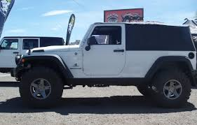 basically a kit that would convert a 4 door jk into a long wheelbase 2 door version replace the rear doors with inserts that would bolt in and a new one