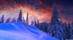 4K 16 9 Winter Wallpapers - Top Free 4K ...