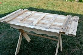 diy farmhouse table for two learn how to make a x leg farmhouse table from