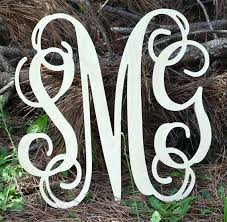 large unfinished wooden letters wall decor wooden monogram various size listing ready to be painted large large unfinished wooden letters
