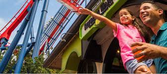 for first responders or 911 operators one free admission to busch gardens