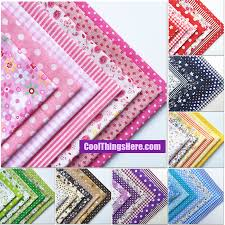 55pcs Cotton Quilting Patchwork Floral Pokadots Checkered 50x50cm ... & promotion-55-pcs-50cmx50cm-cotton-fabric-mixed-floral- Adamdwight.com
