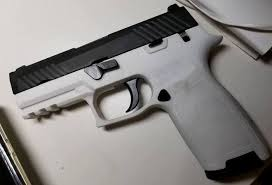 Strike Industries To Make Sig P320 Frames The Firearm Blog
