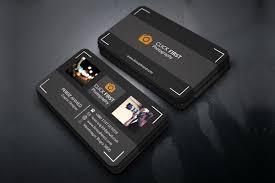 Free Photography Business Card Template Creativetacos