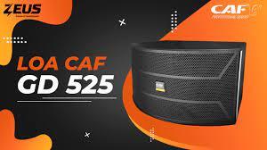 LOA GD525    Loa nằm phù hợp với phòng karaoke gia đình  