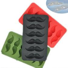Decorative Ice Cube Trays Urijk Creative Beard Shape Ice Cube Tray DIY Chocolate Ice Cream 41