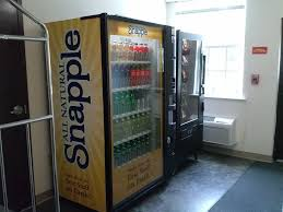 Snapple Vending Machine Delectable Snapple Vending Machine Vending Machines Pinterest Vending