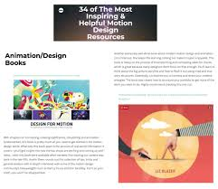 Design For Motion Motion Design Techniques And Fundamentals 34 Of The Most Inspiring And Helpful Motion Design Resources