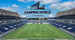 Camping World Stadium Interactive Seating Chart Best Bank Of America Stadium Parking 13 Day 2020 Rates
