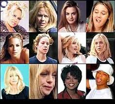 stars without make up