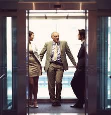people inside elevator. people inside elevator