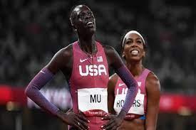Tokyo Olympics 2020: USA's Athing Mu ...