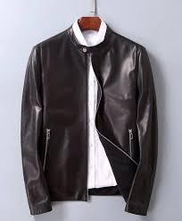 replica dior mens leather jacket