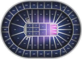 Hd Seat Map U2 Infinite Energy Arena Transparent Png