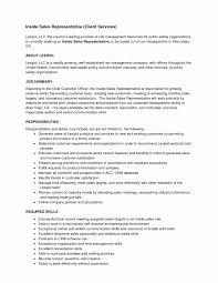 Sales Resume Objective Examples Awesome Collection Of Resume Objective Samples for Sales Resume 82