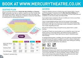Whats On At Mercury Theatre Colchester Autumn Winter 2016