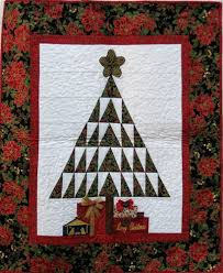 In the Pines - Quilt in a Day Pattern - Christmas Tree - Wall ... & In the Pines - Quilt in a Day Pattern - Christmas Tree - Wall Quilt Kit Adamdwight.com