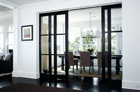 stunning glass pocket doors with frosted design ideas door sliding