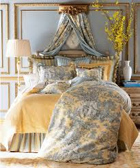 blue toile quilt. Contemporary Blue Legacy Home Cypress Toile Bedding Set In Blue Quilt I