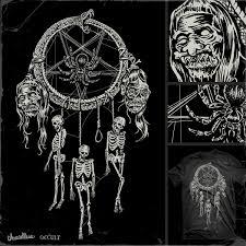 Are Dream Catchers Bad Occult BadDreamcatcher 40 days left Threadless 1