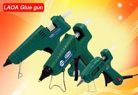 <b>LAOA 25W</b>/60W/100W/150W Hot Melt <b>Glue Gun</b> Professional ...
