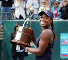 2018 volvo open.  2018 sloane stephens with 2018 volvo open