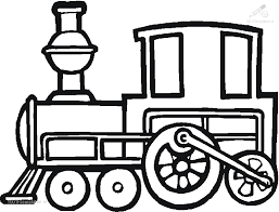 1001 Kleurplaten Voertuigen Trein Kleurplaatg Locomotief