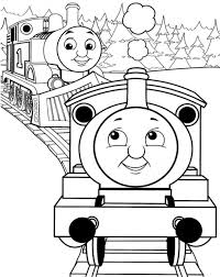 Coloring Pages Thomas Train Coloring Pages Free Printable New