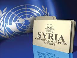 UN report Syria CW
