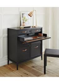 compact office furniture. Newman Compact Office Desk | Crate And Barrel Furniture E