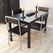 stainless steel kitchen table and chairs. Stainless Steel Kitchen Table Set Elegant Carolina Morgan Top Dining And Chairs G
