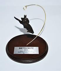 Meteorite Display Stand