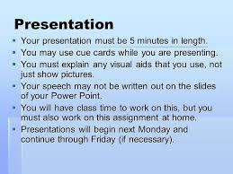 sophomore presentation assignment iuml sect you will be giving a  4 presentation iuml130sect your presentation