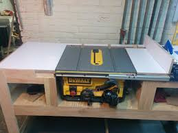 workbench plans with table saw. table saw station. woodworking workbenchworkbench ideaswoodworking workbench plans with