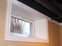 basement windows interior. How To Choose The Best Exterior Window Trim For Your Home | #Window Ideas Pinterest Small Windows, Basements And Basement Windows Interior S