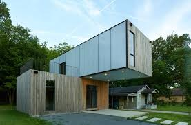Cantilever House by Fay Jones School of Architecture and Design