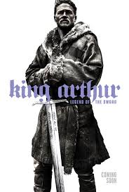 knights of the roundtable king arthur poster